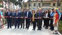 ÇAY BAHÇESİ - Burhaniye'de Şehit Turhan Bayraktar Parkı Törenle Açıldı