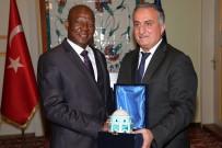 MOBİLYA - Bursa İle Afrika Arasında İş Birliği