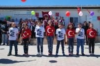 ÇADIR KENT - Çadır Kentteki Suriyeli Çocuklar 23 Nisan'ı Kutladı