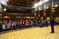 MEHMET TAHMAZOĞLU - Çanakkale'de Büyük Bir Destan Var
