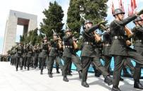 TÜRK SILAHLı KUVVETLERI - Çanakkale Kara Muharebelerinin 102. Yıldönümü Kutlanıyor
