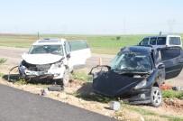 ŞERAFETTIN ELÇI - Cizre'de Trafik Kazası Açıklaması 1 Ölü, 5 Yaralı