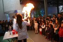 Çocuk Bayramı Bilimsel Aktivitelerle Kutlandı