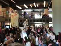 ŞEHİR TİYATROSU - Çocuk Bayramı'nı 'Tiyatro Karnavalı'İle Kutladılar