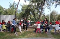 ANAOKULU ÖĞRENCİSİ - Çocuklar Oyunlarla Tanıştı