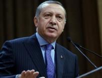 RECEP TAYYİP ERDOĞAN - Cumhurbaşkanı Erdoğan'dan özür diledi