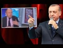 HÜSEYIN AYDıN - Erdoğan'dan Fransız profesöre suç duyurusu