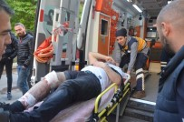 ESKIŞEHIR OSMANGAZI ÜNIVERSITESI - Eskişehir'de Silahlı Saldırı Açıklaması 1 Yaralı