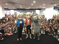 ANİMASYON - Forum Erzurum, 23 Nisan'ı Çocukların Unutamayacağı Bir Etkinlikle Kutladı