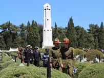 KUZEY İRLANDA - Fransız Ve Helles Anıtlarında Anma Töreni