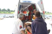 PAMUKKALE ÜNIVERSITESI - Gasp Edilip Bıçaklandığı İleri Sürülen Şahsı Polis Buldu