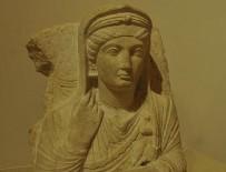 Gaziantep'te 'Palmira izleri'