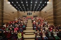 BÜYÜKŞEHİR BELEDİYESİ - Genç Kaymek Öğrencilerinin Sinema Keyfi