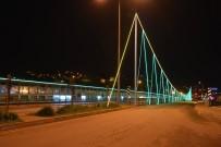 Görele Köprüsü Işıklandırıldı