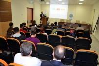 Harran Üniversitesinde Prototipleme Semineri Düzenlendi