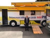 Hatay'da Mobil PTT Aracı Hizmete Giriyor