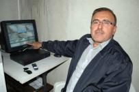 FAILI MEÇHUL - Hırsızlardan Bunalan Muhtar, Mahalleyi Güvenlik Kamerasıyla Donattı