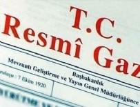RESMI GAZETE - İki bakanlığa üst düzey atama