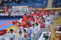 KARATE - İller Arası Karate Şampiyonası Seremonisi Yapıldı