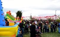 İpekyolu'nda 23 Nisan Coşkusu