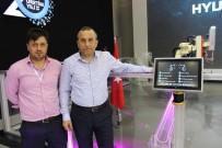 FABRIKA - 'İstanbul Autoshow'da Robot Şov