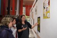 KANSERLİ HÜCRE - 'Kanserin Mikro Dünyasına Yolculuk' Sergilendi