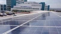 FUEL OIL - Kepez Devlet Hastanesinin Elektriği Güneşten Üretiliyor