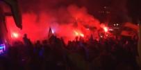 GENÇLERBIRLIĞI - Kızılay Meydanı'nda Coşkulu Kutlama