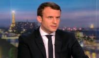 SOSYAL DEMOKRAT PARTİ - Macron, Almanlar'a Derin Nefes Aldırdı