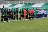 BÜYÜKŞEHİR BELEDİYESİ - Manisa BBSK Play-Off Biletini Kaptı