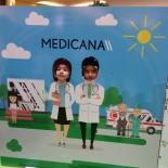 MUMYA - Medicana Sivas Hastanesi 23 Nisan'da Çocukları Unutmadı