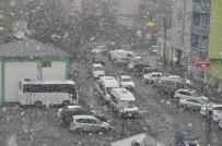 HAVA SICAKLIĞI - Meteoroloji'den kar yağışı uyarısı