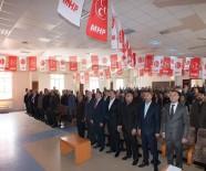 MHP Merkez İlçede Ünüvar, Güven Tazeledi