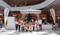 Minikler 23 Nisan'ı 'Eskimo Kasabası'Nda Kutladı