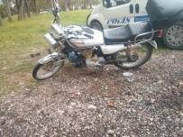 Motosiklet Çalan Çocuklar Polise Yakalandı