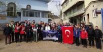 TÜRKIYE DAĞCıLıK FEDERASYONU - Mudanya'yı Adım Adım Keşfettiler