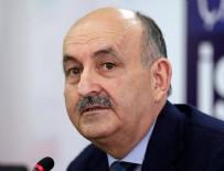ÇALıŞMA VE SOSYAL GÜVENLIK BAKANLıĞı - Müezzinoğlu'ndan kıdem tazminatı açıklaması