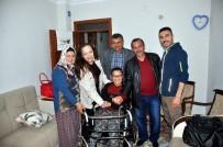 SIVIL TOPLUM KURULUŞU - Nazilli'de Engelsiz Yaşam İçin Çalışmalar Devam Ediyor