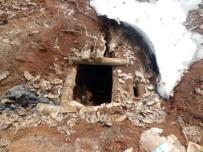 TIBBİ MALZEME - PKK'ya Ait Sığınakta Silah Ve Mühimmat Ele Geçirildi