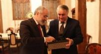 YALÇıN TOPÇU - Reis Resulzade Türkiye'ye geliyor