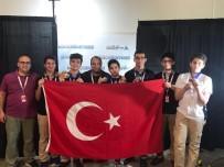 TRAFİK IŞIĞI - 'ROBOGAMES' Robot Yarışması