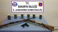 İL JANDARMA KOMUTANLIĞI - Sakarya'da Bin 530 Gram Esrar Ele Geçirildi