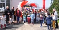 ENGELLİ VATANDAŞ - Samanlı Engelliler Okulu'na Oyun Parkı