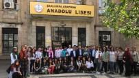 Şanlıurfa'da Kardeş Okul Protokolü İmzalandı