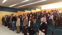 SAÜ'de 'Etkili İletişim Ve Beden Dili Eğitimi' Düzenlendi