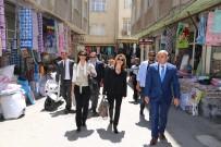 Sequa Türkiye Temsilcisi Aynur Kuytu Kilis'te