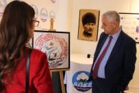 HAT SANATı - Söke'de Geleneksel Hat Sanatı Yaşatılıyor