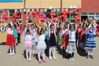 ÖĞRENCİLER - Suriyeli Çocuklardan 23 Nisan Kutlaması