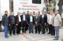 Suriyeli Savaş Mağdurları Ekmeksiz Kalmayacak