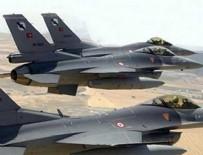 HAVA OPERASYONU - Terör örgütü PKK'ya sınır ötesi darbe!